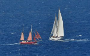 Sailing Yacht Vendia